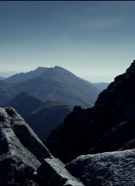 Septembrové výhľady z Chopku – Nízke Tatry