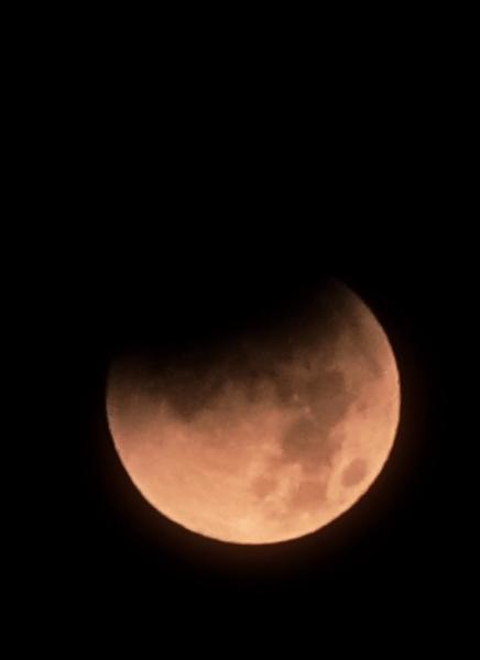 Zatmenie Mesiaca 28.9.2015